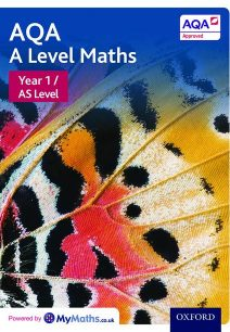 AQA A Level Maths: Year 1 / AS Student Book - David Bowles