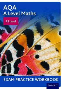 AQA A Level Maths: AS Level Exam Practice Workbook (Pack of 10) - David Baker
