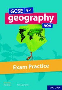 GCSE 9-1 Geography AQA Exam Practice - Bob Digby