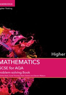 GCSE Mathematics for AQA Higher Problem-solving Book - Tabitha Steel