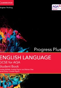 GCSE English Language for AQA Progress Plus Student Book - Lindsay McNab