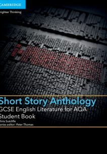 GCSE English Literature for AQA Short Story Anthology Student Book - Chris Sutcliffe