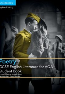 GCSE English Literature for AQA Poetry Student Book - Trevor Millum