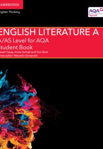 A/AS Level English Literature A for AQA Student Book - Russell Carey