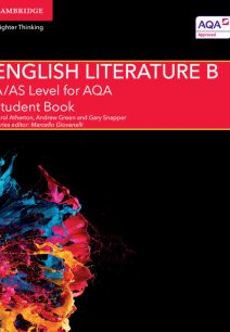 A/AS Level English Literature B for AQA Student Book - Carol Atherton