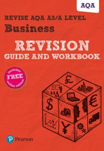 Revise AQA AS/A level Business Revision Guide and Workbook: (with free online edition) - Andrew Redfern