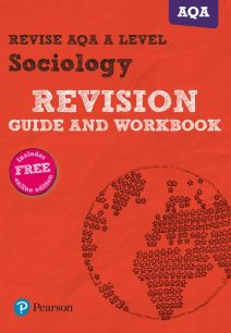 Revise AQA A level Sociology Revision Guide and Workbook: (with free online edition) - Steve Chapman