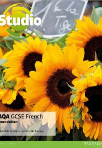 Studio AQA GCSE French Foundation Student Book - Clive Bell