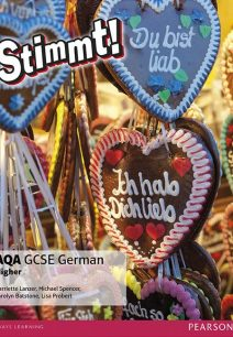 Stimmt! AQA GCSE German Higher Student Book - Harriette Lanzer