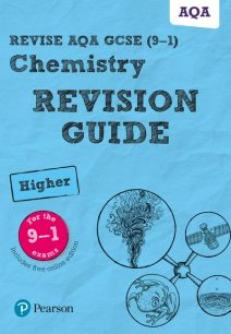 Revise AQA GCSE Chemistry Higher Revision Guide: (with free online edition) - Mark Grinsell