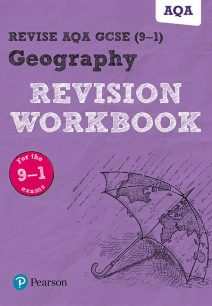 Revise AQA GCSE Geography Revision Workbook: for the 9-1 exams - Rob Bircher