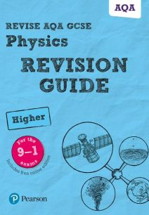 Revise AQA GCSE (9-1) Physics Higher Revision Guide: (with free online edition) - Penny Johnson