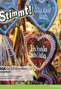 Stimmt! AQA GCSE German Foundation Student Book - Harriette Lanzer