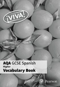 Viva! AQA GCSE Spanish Higher Vocab Book (pack of 8) - Penny Fisher