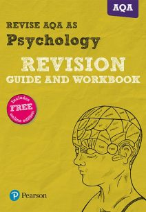 Revise AQA AS level Psychology Revision Guide and Workbook - Sarah Middleton