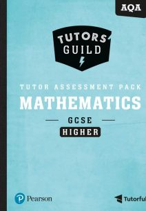 Tutors' Guild AQA GCSE (9-1) Mathematics Higher Tutor Assessment Pack - Kathryn Hipkiss