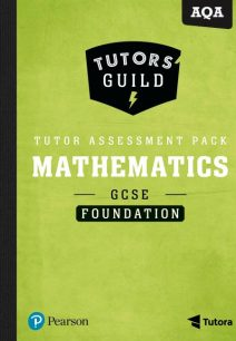 Tutors' Guild AQA GCSE (9-1) Mathematics Foundation Tutor Assessment Pack - Kathryn Hipkiss