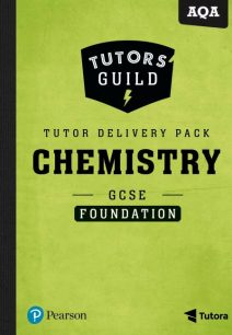 Tutors' Guild AQA GCSE (9-1) Chemistry Foundation Tutor Delivery Pack - Pam Large
