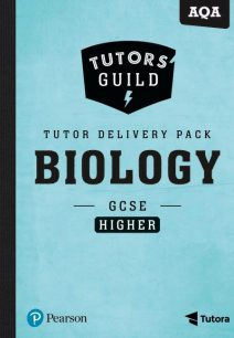 Tutors' Guild AQA GCSE (9-1) Biology Higher Tutor Delivery Pack - Janette Gledhill