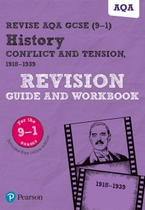 Revise AQA GCSE (9-1) History Conflict and tension