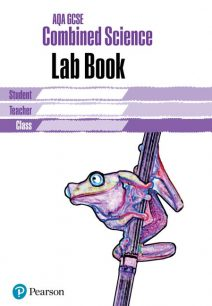 AQA GCSE Combined Science Lab Book - Mark Levesley