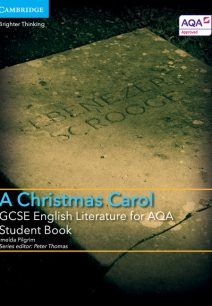 GCSE English Literature for AQA A Christmas Carol Student Book - Imelda Pilgrim