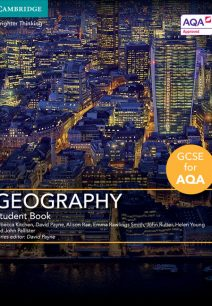 GCSE Geography for AQA Student Book - Rebecca Kitchen