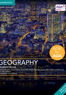 GCSE Geography for AQA Student Book with Cambridge Elevate Enhanced Edition (2 Years) - Rebecca Kitchen
