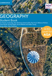 A/AS Level Geography for AQA Student Book - Ann Bowen