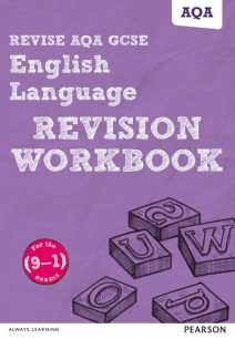 Revise AQA GCSE English Language Revision Workbook: for the 9-1 exams - Harry Smith