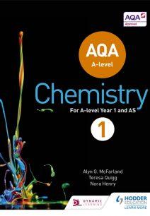 AQA A Level Chemistry Student Book 1 - Alyn G. McFarland