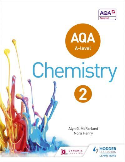 AQA A Level Chemistry Student Book 2 - Alyn G. McFarland