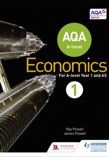 AQA A-level Economics Book 1 - Ray Powell