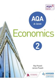 AQA A-level Economics Book 2 - Ray Powell