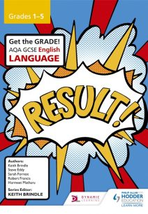 AQA GCSE English Language Grades 1-5 Student Book - Keith Brindle
