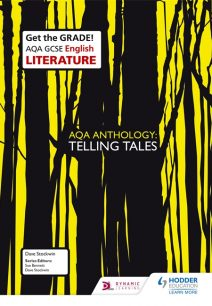 AQA GCSE English Literature Set Text Teacher Pack: AQA Anthology: Telling Tales - Sue Bennett