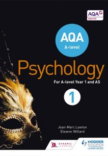 AQA A-level Psychology Book 1 - Jean-Marc Lawton