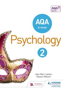 AQA A-level Psychology Book 2 - Jean-Marc Lawton