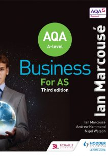 AQA Business for AS (Marcouse) - Ian Marcouse