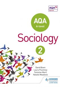 AQA Sociology for A-level Book 2 - David Bown