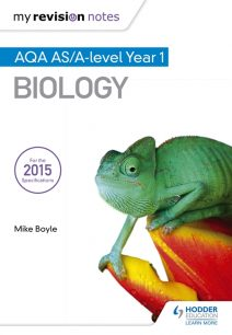 My Revision Notes: AQA AS Biology Second Edition - Mike Boyle