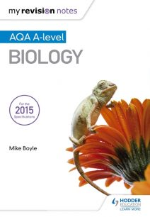 My Revision Notes: AQA A Level Biology - Mike Boyle