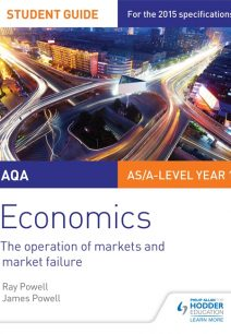 AQA Economics Student Guide 1: The operation of markets and market failure - Ray Powell