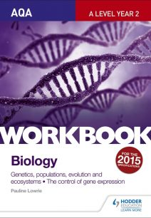 AQA A Level Year 2 Biology Workbook: Genetics