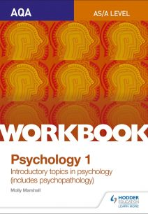 AQA Psychology for A Level Workbook 1: Social Influence