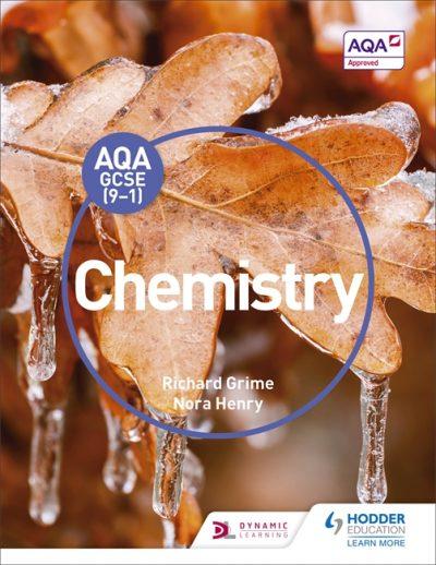 AQA GCSE (9-1) Chemistry Student Book - Richard Grime