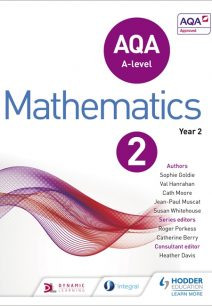 AQA A Level Mathematics Year 2 - Sophie Goldie