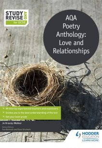 Study and Revise: AQA Poetry Anthology: Love and Relationships - Jo Gracey-Walker