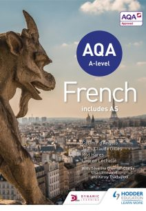 AQA A-level French (includes AS) - Rod Hares