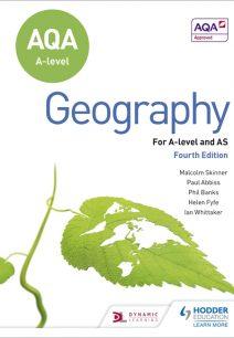 AQA A-level Geography Fourth Edition - Ian G. Whittaker